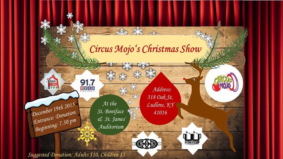 Circus Mojo Christmas Show 3.0